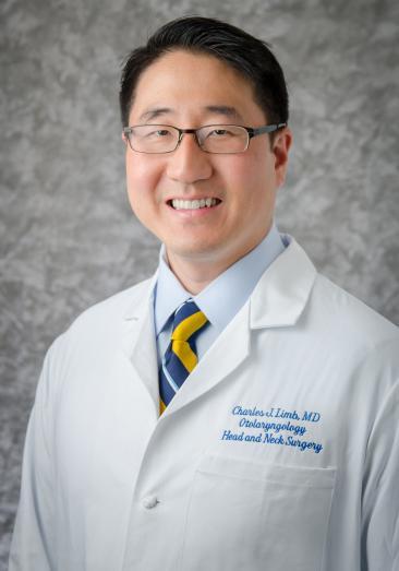 Charles Limb, MD | Otolaryngology | Head and Neck Surgery